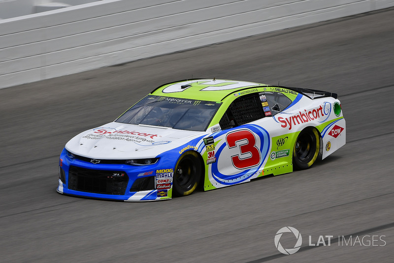 25. Austin Dillon, Richard Childress Racing, Chevrolet Camaro Symbicort