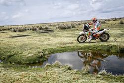 #15 KH-7 Rally Team KTM: Laia Sanz