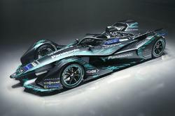 Jaguar Racing Formula E car