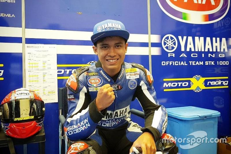 WorldSSP300: Galang Hendra, Team MotoX Racing