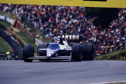Ivan Capelli, Tyrrell 014