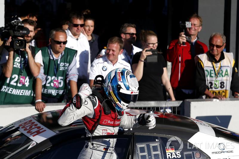 El campeón, René Rast, Audi Sport Team Rosberg, Audi RS 5 DTM