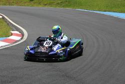 Felipe Massa nas 500 Milhas de Kart 2017
