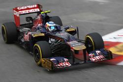 Jean-Eric Vergne, Toro Rosso STR7