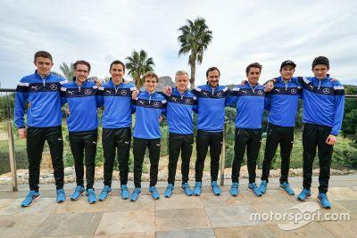 Fitness Camp Mercedes-AMG DTM Team, La Manga