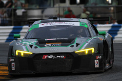 #44 Magnus Racing Audi R8 LMS: John Potter, Andy Lally, Marco Seefried, René Rast