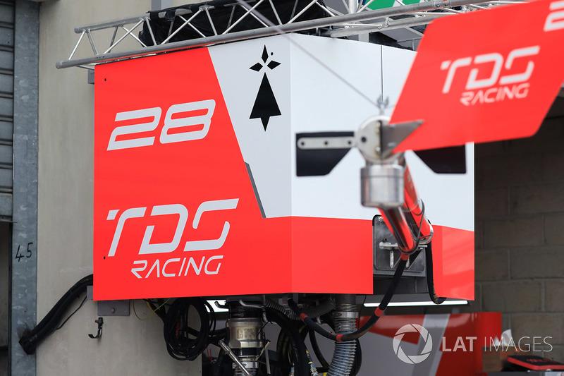 Box: TDS Racing