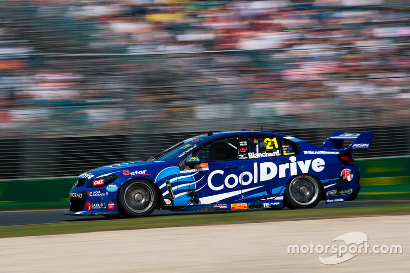 Tim Blanchard, Brad Jones Racing, Holden