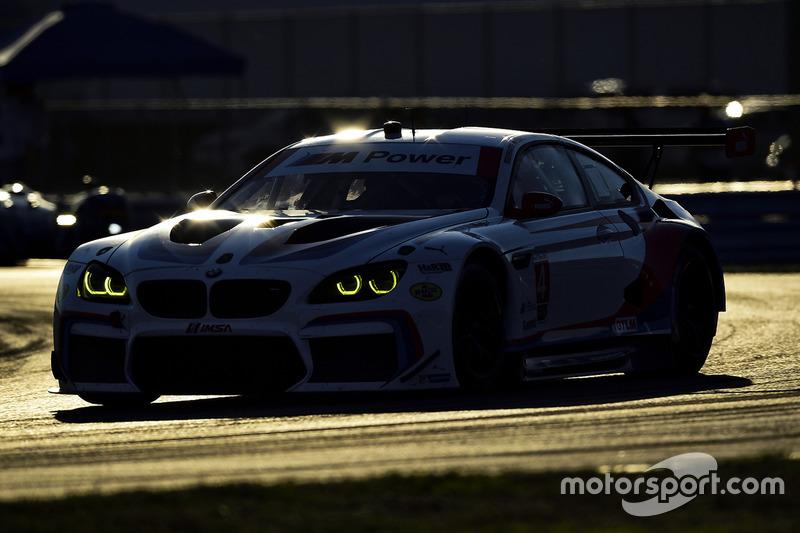 #24 BMW Team RLL, BMW M6 GTLM: John Edwards, Martin Tomczyk, Nicky Catsburg, Kuno Wittmer