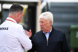 Ron Meadows, Mercedes AMG F1 Takım Menajeri ve Herbie Blash