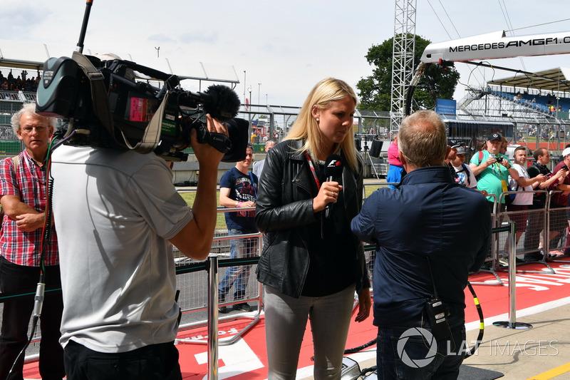 Johnny Herbert, Sky Sports F1
