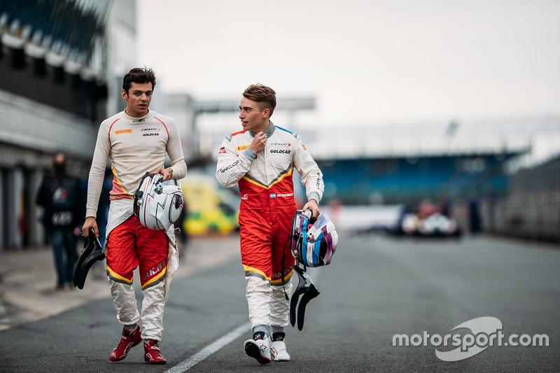 Julien Falchero, Campos Racing,  Marcos Siebert, Campos Racing