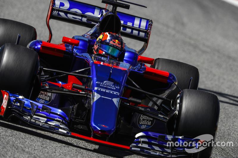 19: Даниил Квят, Scuderia Toro Rosso STR12