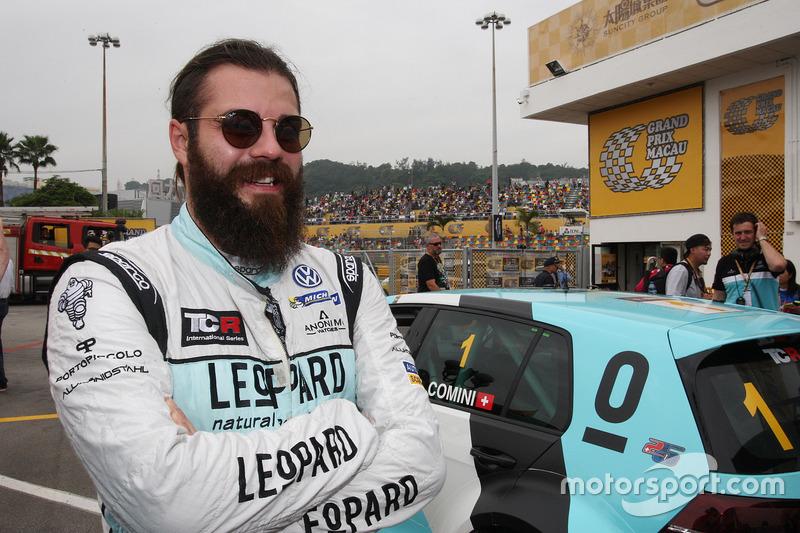 TCR International: Stefano Comini, Leopard Racing Team