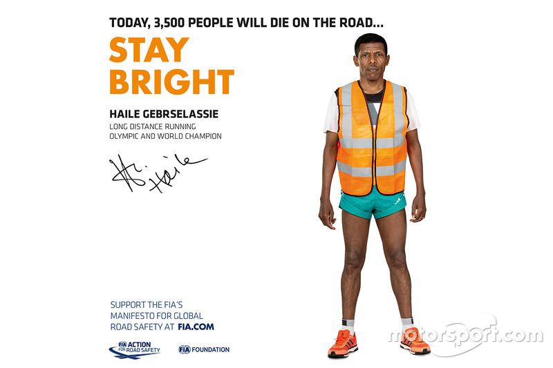 Haile Gebrselassie, Marathonläufer