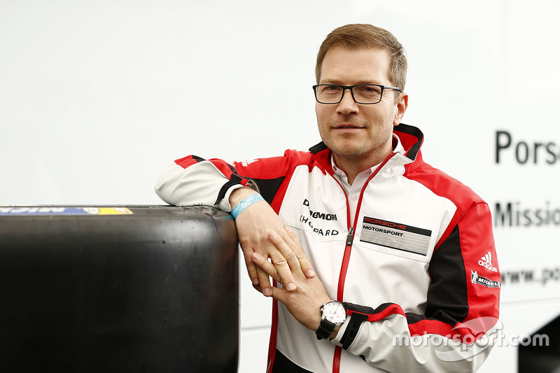 Andreas Seidl, Porsche Team, Teamchef