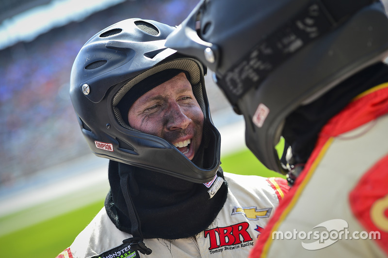 Crewmitglied: Tommy Baldwin Racing