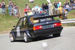 Martin Oliver Bürki, BMW M3 E33, MB Motorsport