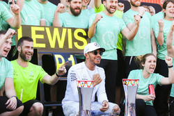 Ganador, Lewis Hamilton, Mercedes AMG F13