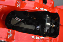Ferrari SF70H, Cockpit, Detail