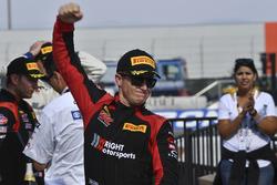 Tercer lugar Patrick Long, Wright Motorsports