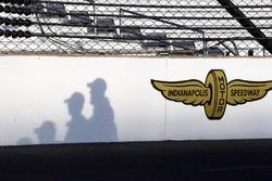 Logo: Indianapolis Motor Speedway