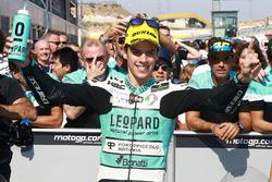 Le vainqueur Joan Mir, Leopard Racing
