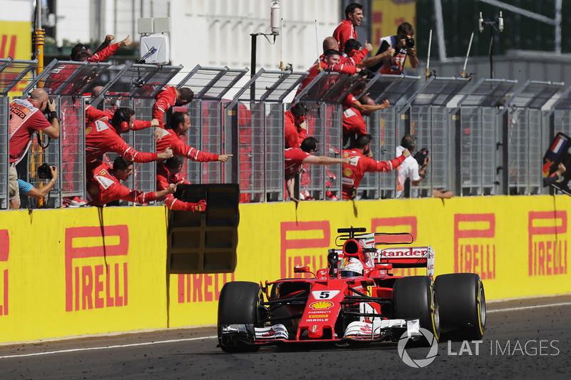 F1 Así queda la clasificación
