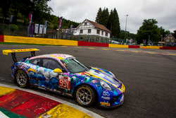 #991 Speedlover Porsche 991 Cup: Pierre Yves Paque, Grégory Paisse, Thierry de Latre du Bosqueau, Louis-Philippe Soenen