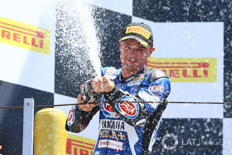 2. Alex Lowes, Pata Yamaha