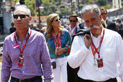 Greg Maffei, Liberty Media, Chase Carey, CEO, Formula One