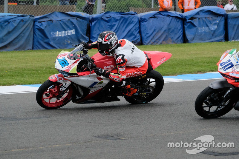 Ali Adrian, World Supersport 300