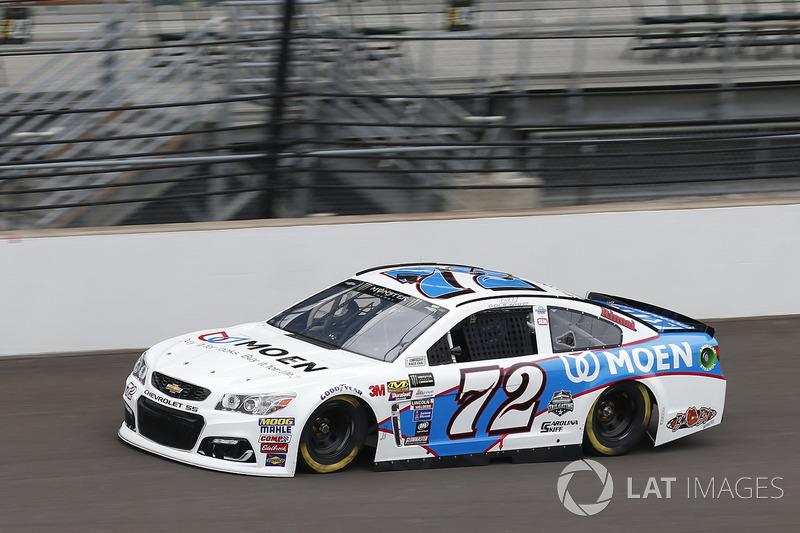 Cole Whitt, TriStar Motorsports Chevrolet