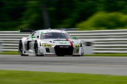 #23 Alex Job Racing Audi R8 LMS GT3: Bill Sweedler, Townswend Bell