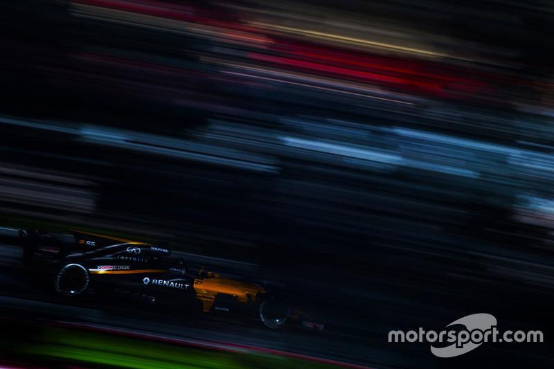 Martes : Nico Hulkenberg, Renault Sport F1 Team RS17