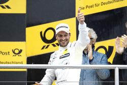 2. Gary Paffett Mercedes-AMG Team HWA, Mercedes-AMG C63 DTM
