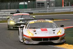 #54 Spirit of Race Ferrari 488 GTE: Thomas Flohr, Francesco Castellacci, Miguel Molina