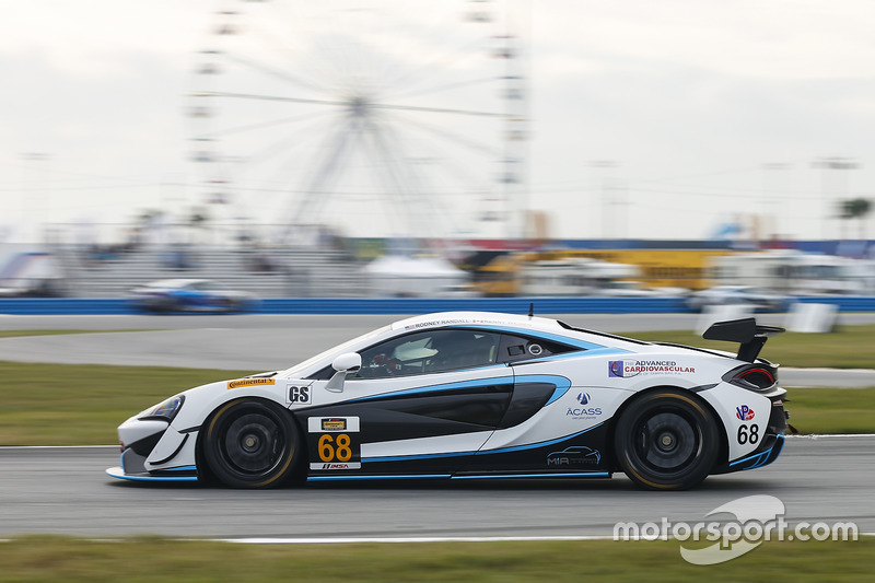 #68 Motorsports In Action McLaren GT4: Kenny Wilden, Rod Randall