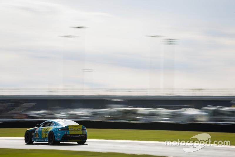 #09 Automatic Racing Aston Martin Vantage GT4: Chris Beaufait, Max Bladon, Ramin Abdolvahabi