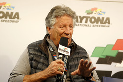 Race Official Mario Andretti