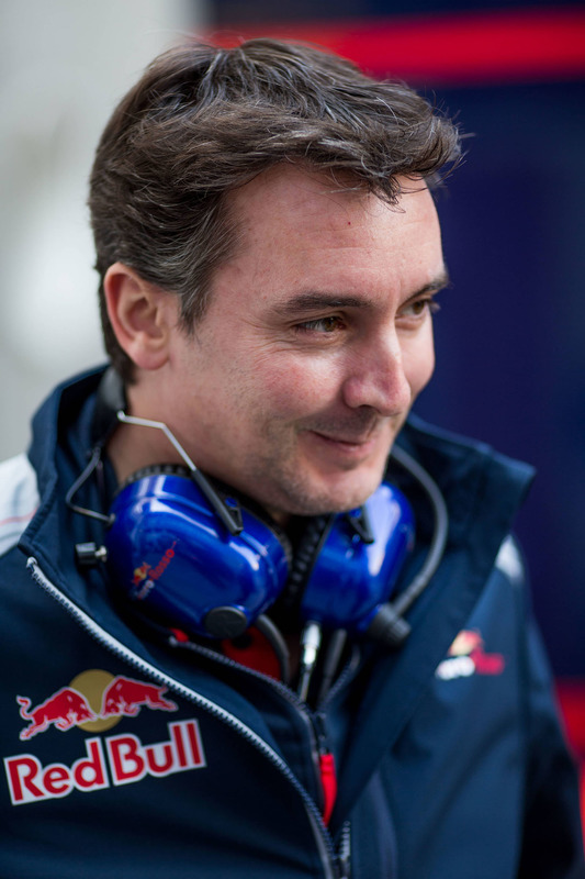 Technikchef James Key, Scuderia Toro Rosso