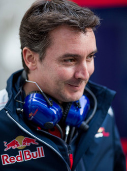 James Key, Scuderia Toro Rosso Technical Director