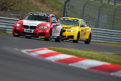 Guenther Hartwig, Mark Benz, Christian Andreas Frank, BMW M235i Racing Cup