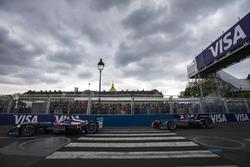 Jean-Éric Vergne, Sam Bird, DS Virgin Racing