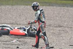 Авария Штефана Брадля, Aprilia Racing Team Gresini