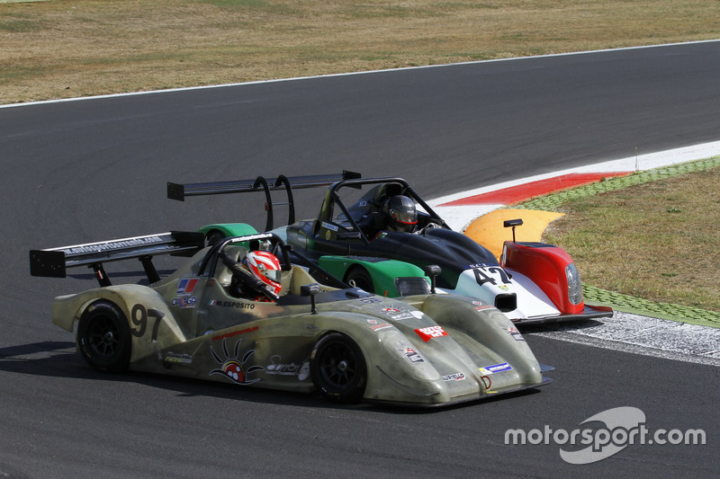 Michele Esposito, Radical Suzuki 1585-RAD #97, Ranieri Randaccio, Norma-CN2 #42)