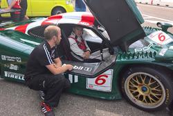 Max van Splunteren, Porsche 911 GT1