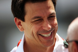 Тото Вольф, руководитель Mercedes AMG F1