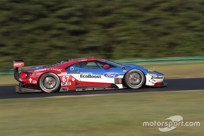 #67 Ford Performance Chip Ganassi Racing Ford GT: Ryan Briscoe, Richard Westbrook