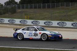 Porsche 997 GT4 #209 Autorlando Sport, Cerati-Ghezzi